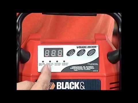 Black & Decker Carregador de Bateria BBC10