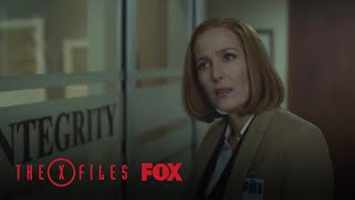 Scully Asks Walter For Help | Season 11 Ep. 10 | THE X-FILES