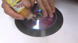 Descubre Cómo Crear un Reloj con CD Paso a Paso