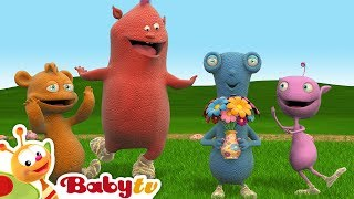 Cuddlies Song - If You're Happy and You Know It! | BabyTV