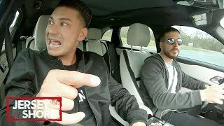 Pauly & Vinny Visit Mike In Prison | Jersey Shore: Family Vacation