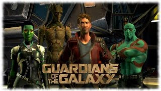 Guardians of the Galaxy - Episode 1( PC ) - Eternity Forge - Good Choices 😇