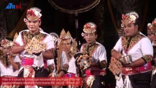 Baleganjur, Duta Kabupaten Bangli - Pesta Kesenian Bali 2017