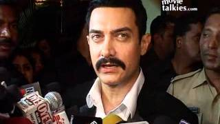 Aamir Khan speaks about 'Chillar Party'