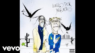 HUNCHO JACK, Travis Scott, Quavo - Saint Laurent Mask (Audio)