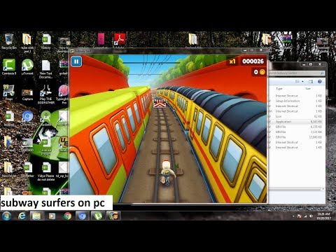 Xxx Mp4 How To Download And Install Subway Surfers On PC Free 3gp Sex