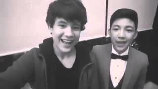 Darren Espanto  COVER  Love yourself and JK