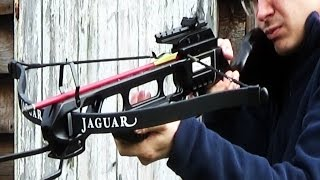 Jaguar 175lb Recurve Crossbow