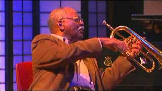 Clark Terry - Student Performance and Master Class - ArtistshouseMusic
