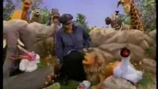 Jill  Scott on Sesame Street -