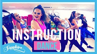 Instruction - Jax Jones ft. Demi Lovato, Stefflon Don | Cover by Sapphire