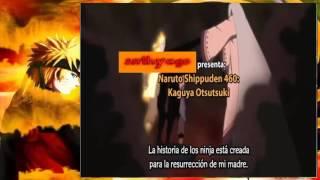 Naruto shippuden capítulo 460