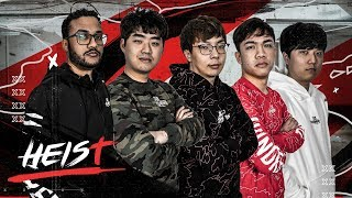 100 THIEVES SIGNS NEW LEAGUE OF LEGENDS ROSTER   The Heist
