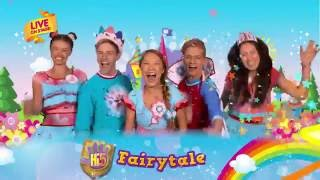 Hi5 Fairytale Trailer - Opens 2 Dec 2016