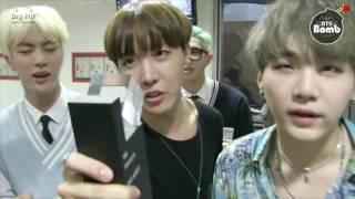 [BANGTAN BOMB] BTS Ingigayo 1st win and Jin & RM Special MC