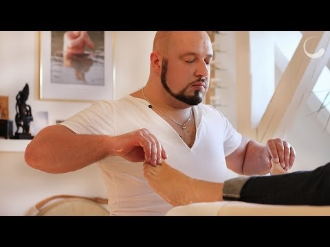 Seelenschmelze Fußmassage