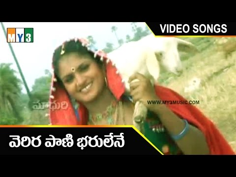 Banjara Video Songs | Verira Pani Bharulenne | dj banjara songs |