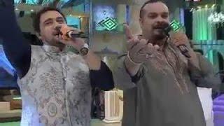 Amjad Sabri Manqabat Miracle Hazrat Imam Hussain Rab Jane tu Hussain Jane Farhan Ali Waris