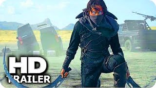 "GUARDIANS ""Blade Dancer"" Trailer (2017) Superhero Sci-Fi Action Movie HD"