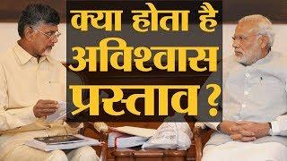 क्या Narendra Modi की सरकार TDP के No Confidence Motion से गिर सकती है | YSR Congress | BJP