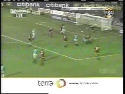2007 (December 15) Werder Bremen 5- Bayer Leverkusen 2 (German Bundesliga)