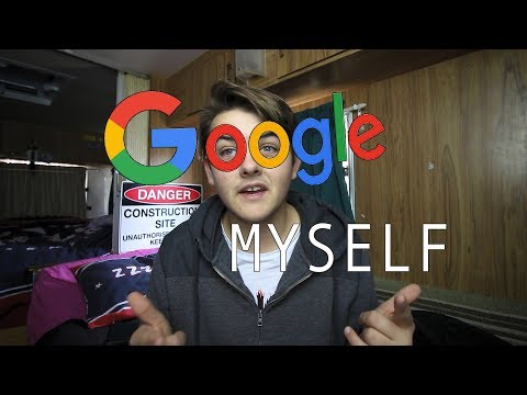 A NORMAL PERSON GOOGLES THEMSELF