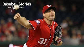 Scherzer on His Emotions While Pitching | Baseball Stories