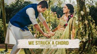 WE STRUCK A CHORD - Vaidehi & Shreyas Trailer