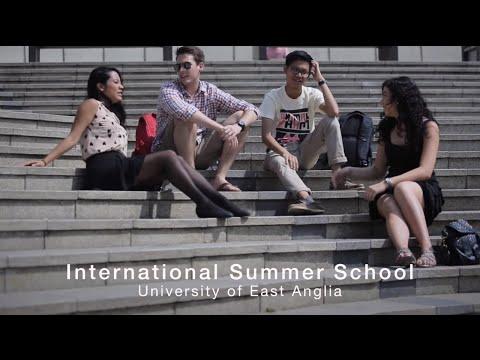 International Summer School   University of East Anglia (UEA)