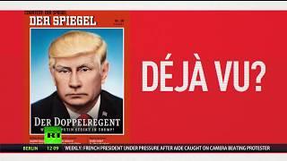 Trump's features fit everyone – from Vladimir Putin to Kim Jong-un