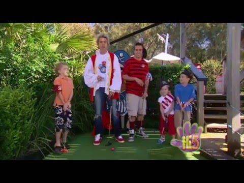 El Dato de Hoy Stevie Y Tim Juegan Al Mini Golf
