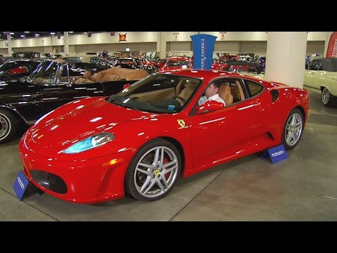 Xxx Mp4 A Look Inside Donald Trump S 2007 Red Ferrari That Sold In Auction 3gp Sex