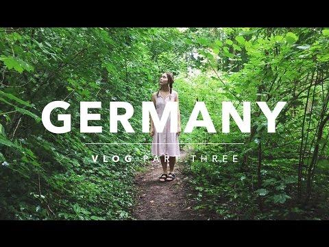 GERMANY VLOG PT 3 // Castles