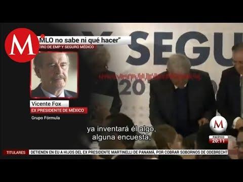 Xxx Mp4 Vicente Fox No Sabe Que Va A Pasar Con Sus Escoltas Y Seguro Médico 3gp Sex