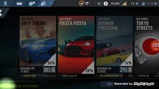 Need for Speed No Limits on Samsung Galaxy J3 2016