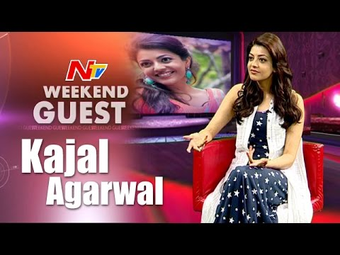 Actress Kajal Agarwal Exclusive Interview | Weekend Guest | NTv