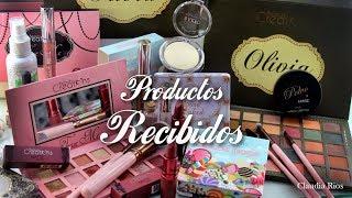 Productos recibidos   Fiore Cosméticos Guadalajara   Beauty Creations