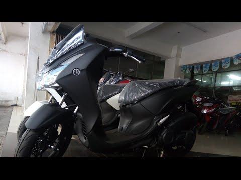 Xxx Mp4 Full Review Fitur Dan Warna Baru Yamaha Lexi VVA Matte Black 2018 3gp Sex