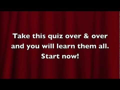 watch State Capital Quiz - Name Each State Capital in 5 Seconds. Take the Test Again and Improve