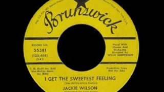 Jackie Wilson - I Get The Sweetest Feeling
