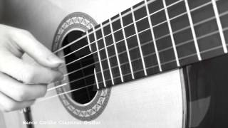 Spanish Romance by Anonymous Classical Guitar by Marco Cirillo