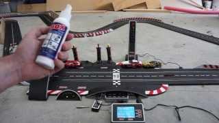 Inox MX3 Slotcar test with Carrera Digital #2 from www.slotcar.co.nz