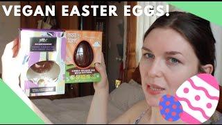 Vegan Easter Eggs - Tesco, Moo Free, Choices | Inner Peas