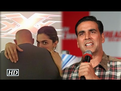Xxx Mp4 Akshay S Hilarious Take On Deepika Working With Vin Diesel Don T Miss 3gp Sex