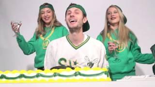 "Game On! Minnesota Presents ""Cake Eater Anthem."""