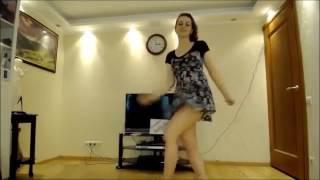 و Raqs dokhtar rosi رقص دختر روسی