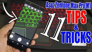 Asuz Zenfone Max Pro M1 Tips&Tricks / Hidden Features//By Computer and mobile tips