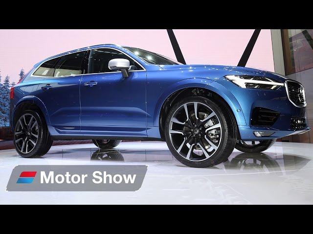 New Volvo XC60 - Geneva Motor Show 2017