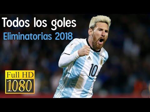 Xxx Mp4 Todos Los Goles De Argentina Eliminatorias Rusia 2018 FULL HD 3gp Sex