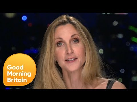 Ann Coulter on the U.S Mid Term Elections Result Good Morning Britain